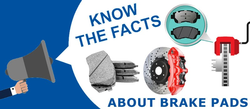4 Relevant Facts You Should Keep in Mind About Brake Pads