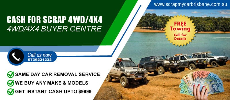 Cash for Scrap 4WD/4X4