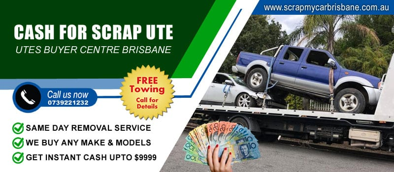 Cash For Utes Brisbane